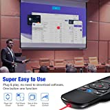 DinoFire Presentation Clicker Air Mouse Function