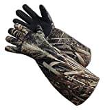 Glacier Glove Elbow Length Camo Decoy Glove (Max 5, X-Large)