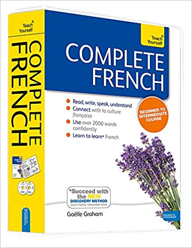 Beginners french book for
