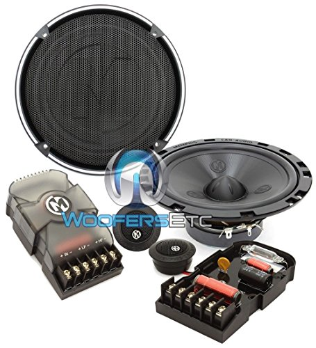 Memphis Audio 15PRX6C / 15-PRX6C / 15-PRX6C Power Reference 6.5 Full Range (Memphis Component Speakers)