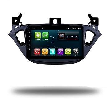 Radio GPS para Coche Android 8.1 estéreo para Opel Corsa 2015-2019 ...