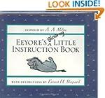Eeyores Gloomy Little Instruction Book
