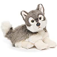 Nat and Jules Wolf Plush Toy Small