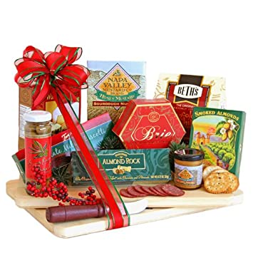 Amazon.com : The Perfect Assortment Christmas Meat and Cheese ...