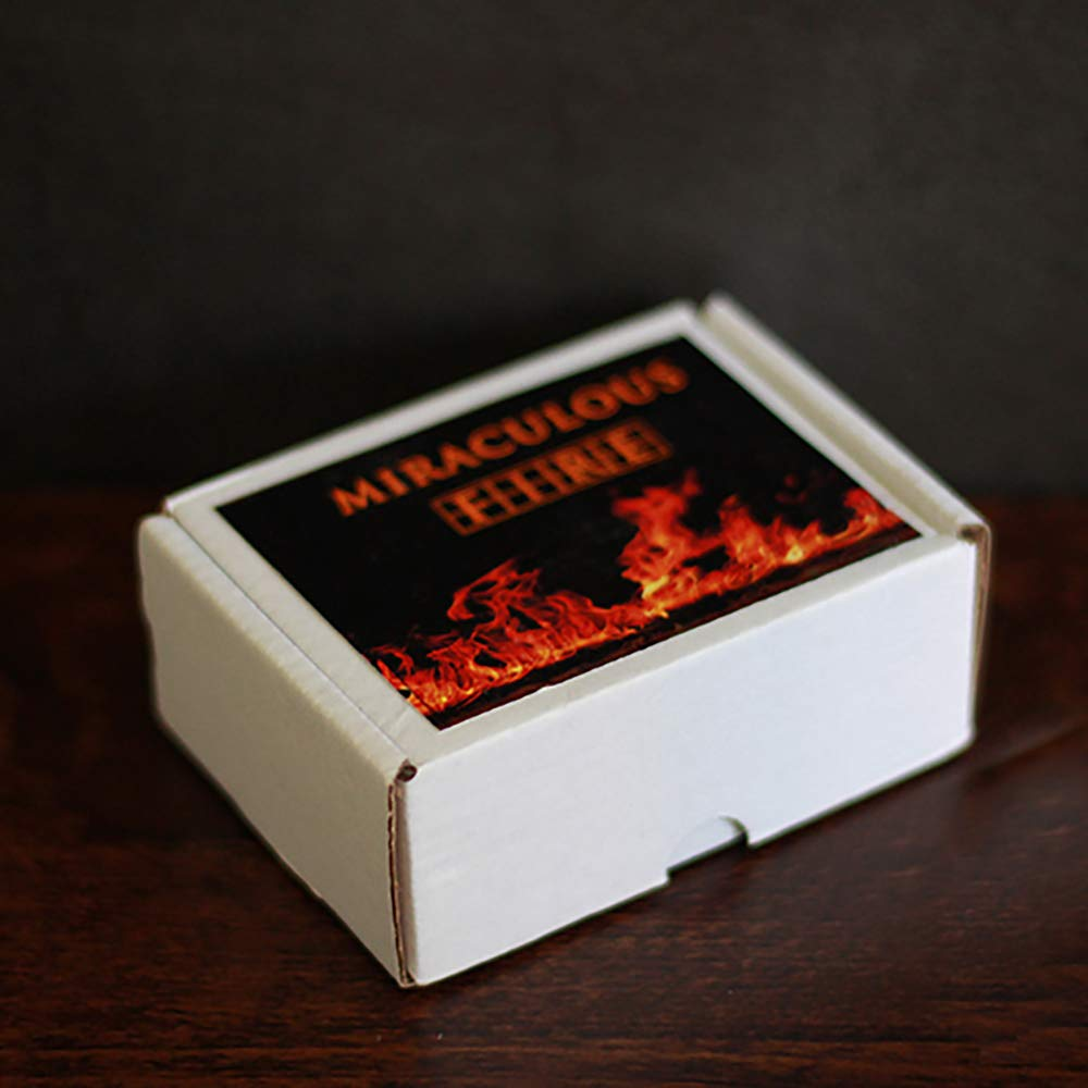 Enjoyer Miraculous Fire-Rechargeable Fire Magic Tricks Stage Magic Props Close Up Gimmick Mentalism by Enjoyer (Image #4)