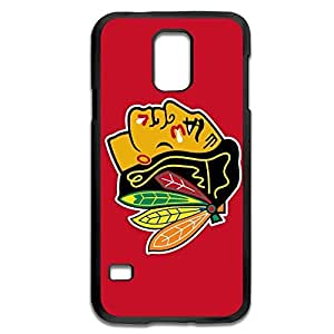 2015 CustomizedChicago Blackhawks Scratch Case Cover For Samsung Galaxy S5 - Style Case