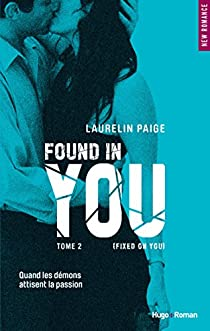 Found in you - tome 2 Fixed on you par Paige