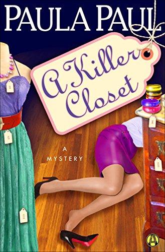 A Killer Closet: A Mystery (Irene's Closet Book 1)
