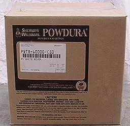 1 LB Sherwin Williams Powdura Gloss White Powder Coat Coating Paint Free 2-3 Day Shipping