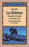 Puccini's la Boheme, Giacomo Puccini, 0486246078