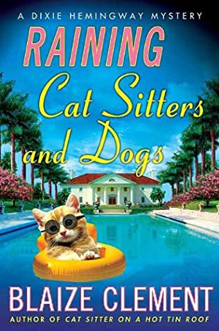 book cover of Raining Cat Sitters and Dogs