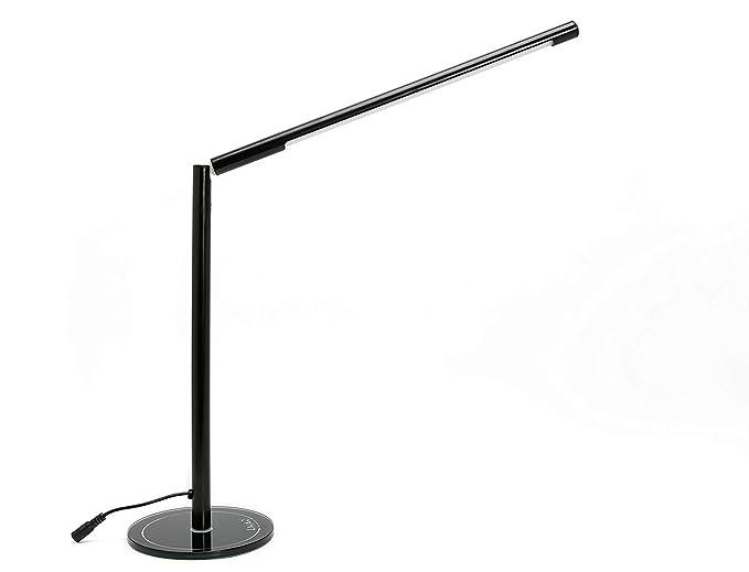 Lampada da tavolo dimmerabile lihao w lampada da scrivania a
