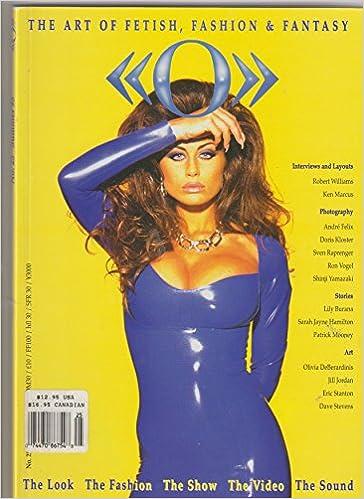 O Magazine Fetish Fashion Fantasy No 25 Ernest Greene