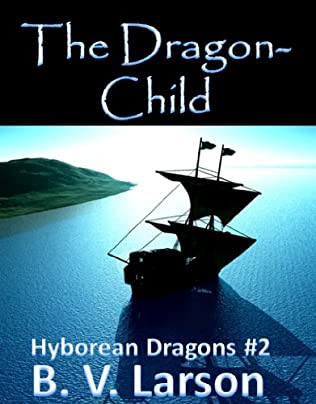 book cover of The Dragon-Child