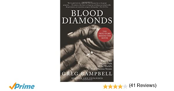 Amazon.com: Blood Diamonds, Revised Edition: Tracing the Deadly ...
