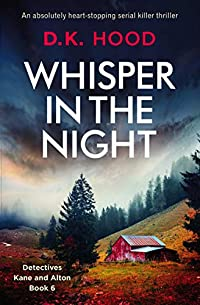 Whisper In The Night by D.K. Hood ebook deal