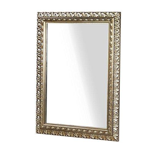 arne ウォールミラー 壁掛け 鏡 姿見 アンティーク 玄関 リビング 幅80cm F-001WM6090 シャンパンゴールド B00TOAYJ9Uシャンパンゴールド