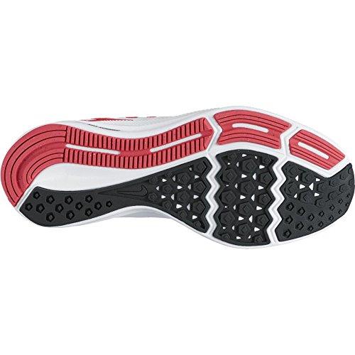 Femme Siren Red black White Argent de Running Chaussures Nike 7 Downshifter WMNS awWqwOCf