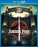 Jurassic Park 3D - Le Parc Jurassique 3D [Blu-ray 3D + Blu-ray + DVD + UltraViolet] (Bilingual)