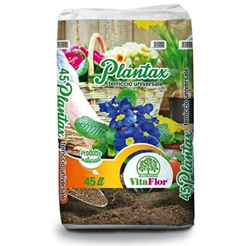 Vitaflor plantax sustrato Universal de 45 litros para huerto ...
