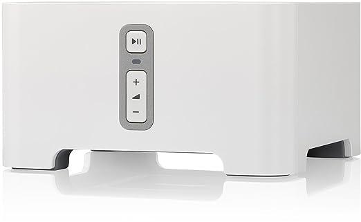 17 opinioni per Sonos Connect, Sistema Wireless per Amplificatori, Controllabile da Smartphone,
