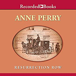 Resurrection Row Audiobook