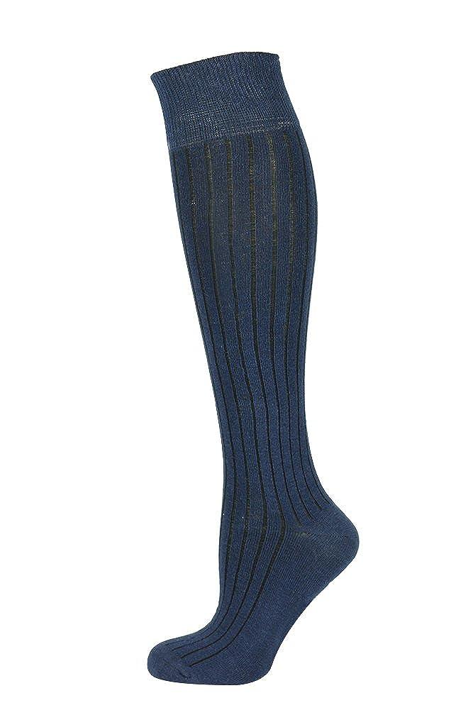 Mysocks unisex calcetines hasta la rodilla de lunares