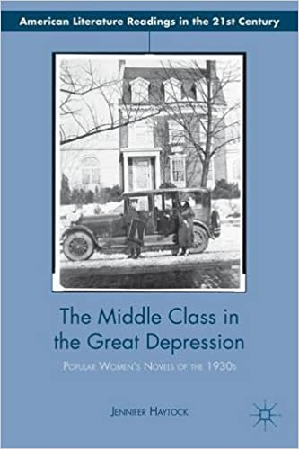 The Middle Class in the Great Depression: Popular Women's Novels ...