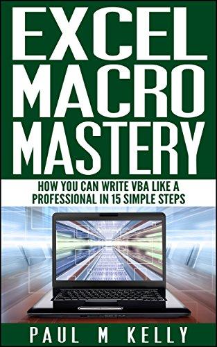 Excel Macro Mastery