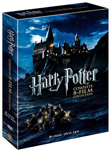 New-Harry-Potter-DVD-2011-8-Disc-Set-Collection-8-Film-New-free-shipping-by-CM-shop