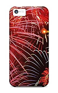 Top Quality Rugged 4th Of July Fireworks In San Jose Case Cover For Iphone 5c