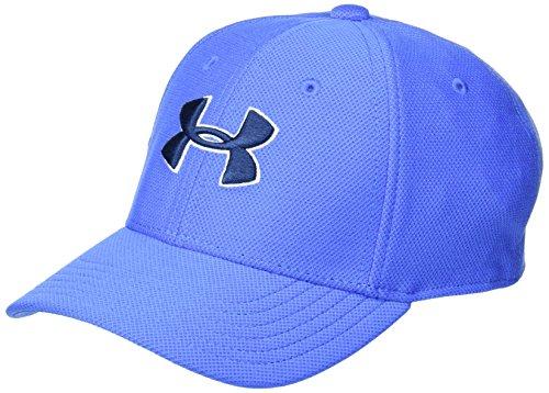 Kids Baseball Cap Hat - Under Armour Little Boys' Baseball Hat, Mediterranean, 4-6