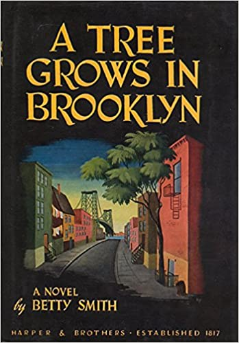 Image result for A Tree Grows in Brooklyn book cover