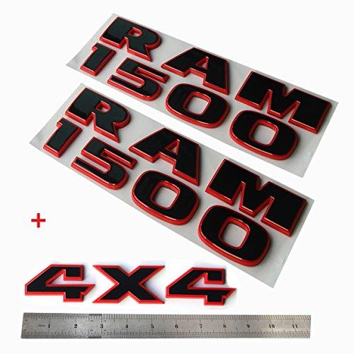 dodge emblem 4x4 - 9