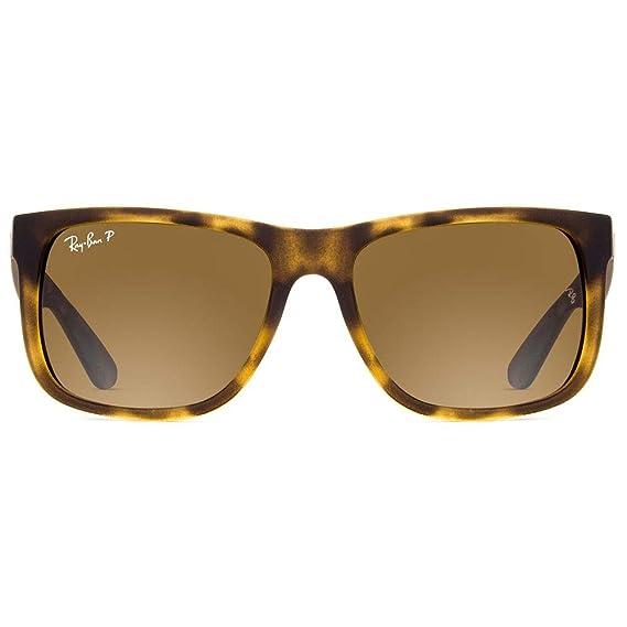 236f125571c4b Óculos de Sol Ray Ban Justin RB4165L 710 13-55  Amazon.com.br ...