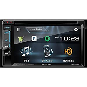 Kenwood DDX574/DDX574BH DDX574 Double Din 6.2 DVD In-Dash Receiver