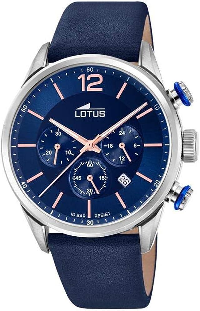 Reloj Lotus Caballero crono 18689/2