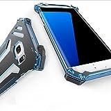 Best Cover Colors - Galaxy S7 Edge Case, Lwang Aluminum Metal Shock Review