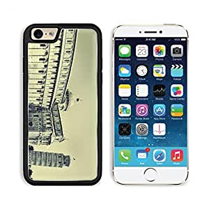 Pisa Mac Travel Leaning Tower Of Pisa Apple iPhone 6 TPU Snap Cover Premium Aluminium Design Back Plate Case Customized Made to Order Support Ready Liil iPhone_6 Professional Case Touch Accessories Graphic Covers Designed Model Sleeve HD Template Wallpape