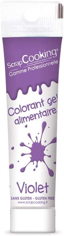 Food coloring gel 20 g - Purple