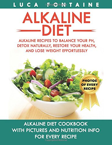 Alkaline Diet Naturally Effortlessly NUTRITION product image