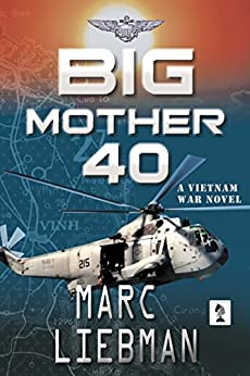 Big Mother 40 (Josh Haman Book 2) by [Liebman, Marc]
