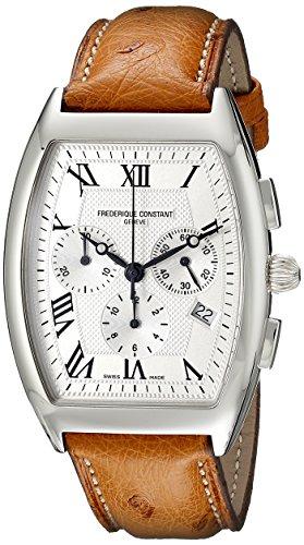 Frederique Constant Men's FC292M4T26OS Art Deco Art Deco Mens Chronograph Watch Watch