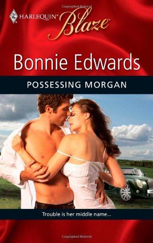 book cover of Possessing Morgan