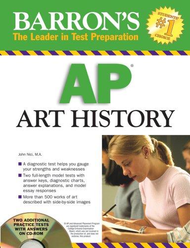 AP Art History 2008 (Barron's Ap Art History (Book & Cd-rom))