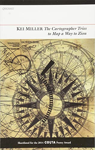 Cover of The Cartographer Tries to Map a Way to Zion