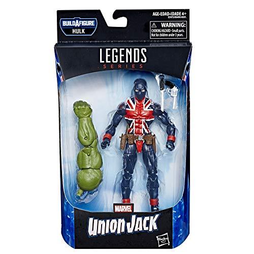 Avengers - Marvel Legends - Collector's Edition - Union Jack - 15cm - E3975CB0,