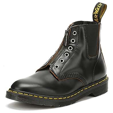 Amazon.com | Dr. Martens Unisex 101 Gusset 6-Eye Boots | Boots