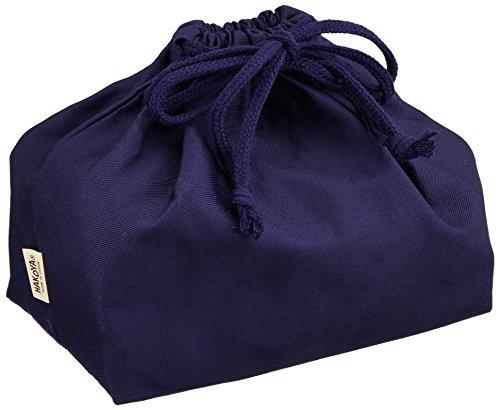 HAKOYA drawstring bag radish 02457 (japan import)