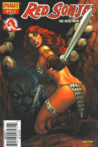 "Download Red Sonja #28 ""Rubi Cover"" ebook"